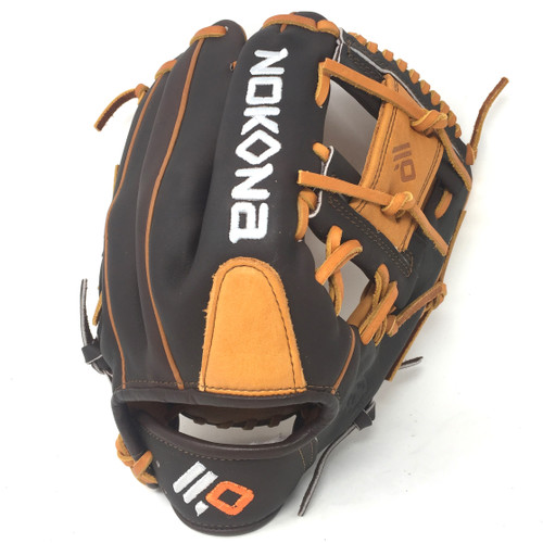 Nokona Alpha Select Youth Baseball Glove 11.25 Right Hand Throw