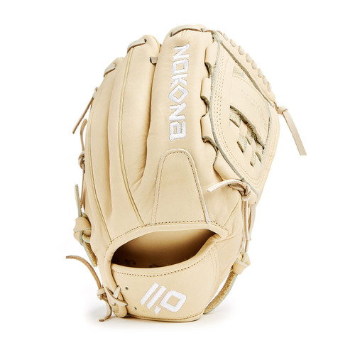 Nokona Blonde AmericanKip Baseball Glove 12 Right Hand Throw