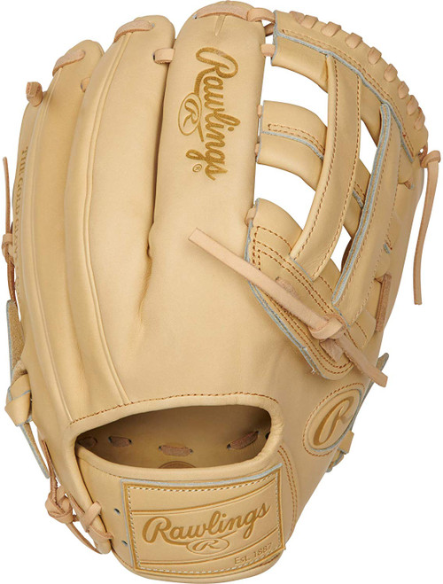 Rawlings Pro Label Camel Baseball Glove 12.25 Right Hand Throw
