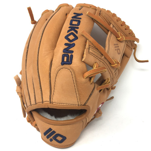 Nokona XFT 11.5 Baseball Glove I Web Tan Right Hand Throw