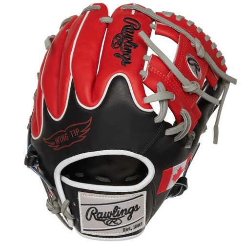 Rawlings Heart of Hide 11.5 Canada Baseball Glove Right Hand Throw