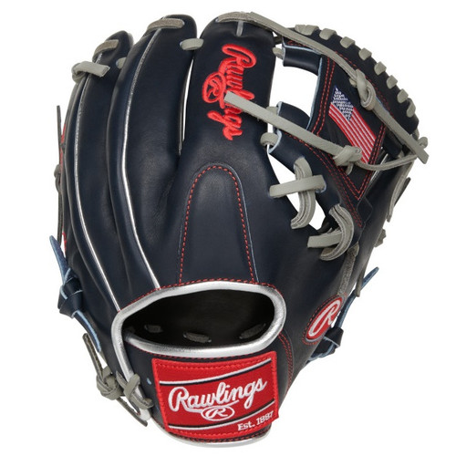 Rawlings Heart of Hide 11.5 USA Baseball Glove Right Hand Throw