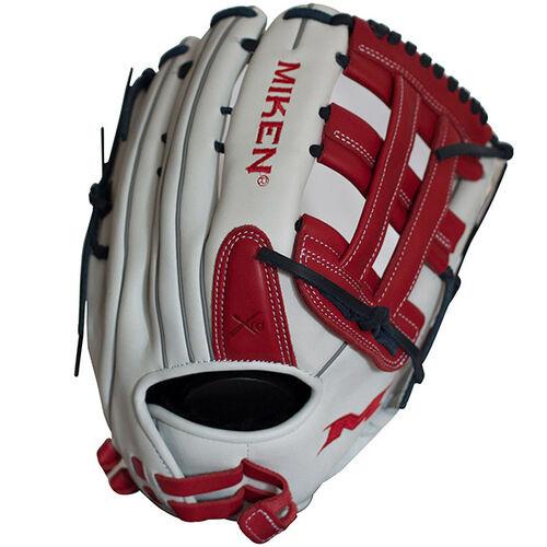 Miken Pro Series 13 in Slowpitch Softball Glove Left Hand Throw