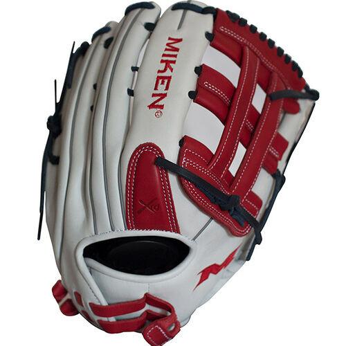 Miken Pro Series 13.5 in Slowpitch Softball Glove Left Hand Throw