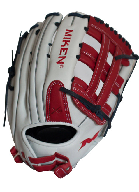 Miken Pro Series 14 in Slowpitch Softball Glove Left Hand Throw