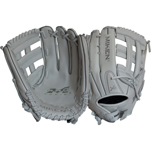 Miken Pro Series 13 Slow Pitch Softball Glove Left Hand Throw