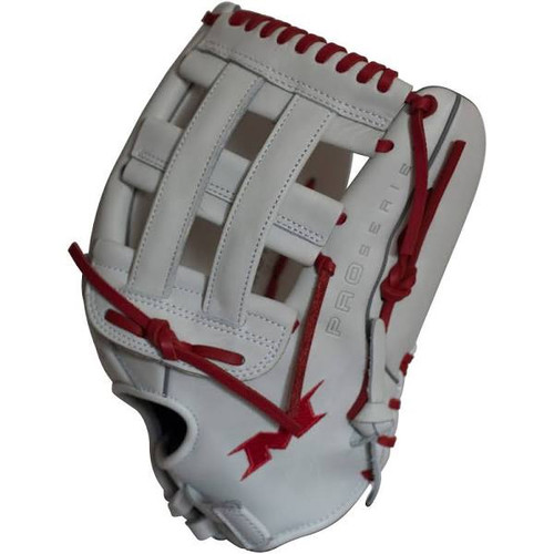 Miken Pro Series 13.5 Slow Pitch Softball Glove PRO135-WS Left Hand Throw