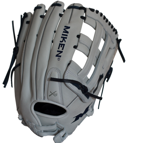 Miken Pro Series 14 inch Slow Pitch Softball Glove PRO140-WN Left Hand Throw