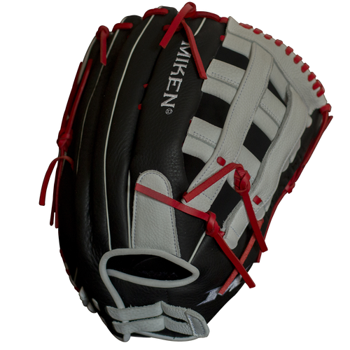 Miken Player Series Slowpitch Softball Glove 13 in Right Hand Throw