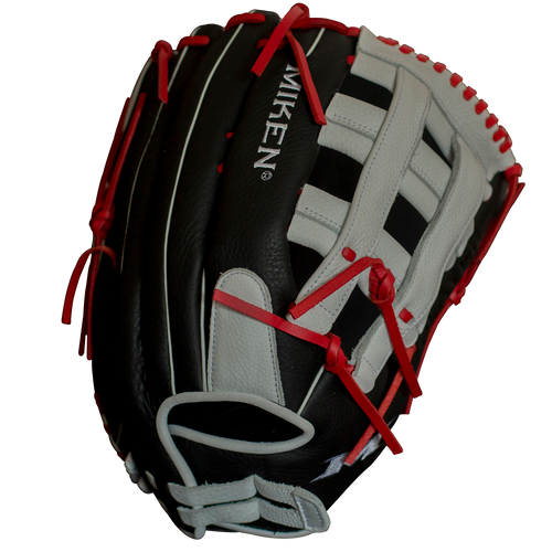 Miken Player Series Slowpitch Softball Glove 13.5 in Right Hand Throw