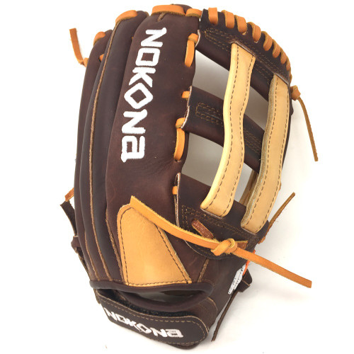 Nokona Select Plus S-V1250H Softball Glove Fastpitch 12.5 Right Hand Throw