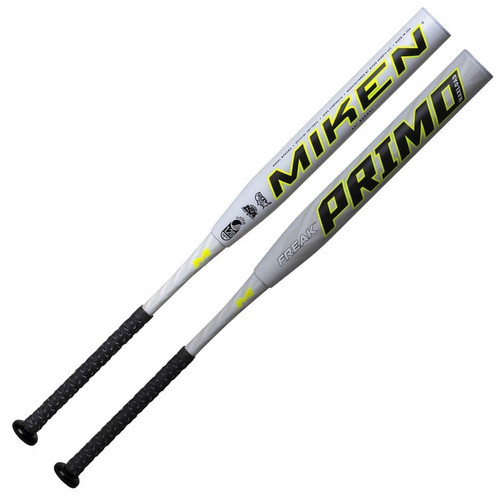 Miken Freak PRIMO Maxload USSSA Slowpitch Softball Bat  14 Barrel 34 inch 28 oz