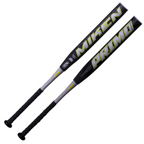Miken Freak PRIMO Balanced USSSA Slowpitch Softball Bat 14 Barrel 34 inch 27 oz