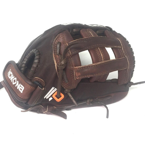 Nokona X2 Fast Pitch Softball Glove 12.5 H Web Right Hand Throw