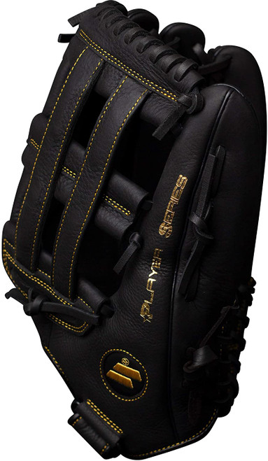 Worth Player Series 14 inch H Web Slowpitch Softball Glove Right Hand Throw