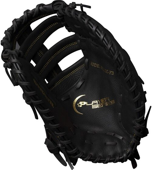 Worth Player Series 13 inch First Base Mitt Slowpitch Softball Glove Right Hand Throw