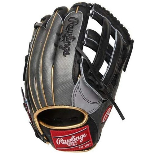 Rawlings Heart of Hide 13 Inch Baseball Glove B Harper Right Hand Throw