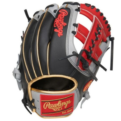 Rawlings Heart of Hide 11.5 X-Laced S Post Baseball Glove Right Hand Throw