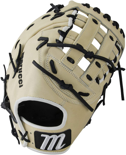 Marucci Magnolia Series Fast Pitch First Base Mitt 13.00 H Web Right Hand Throw