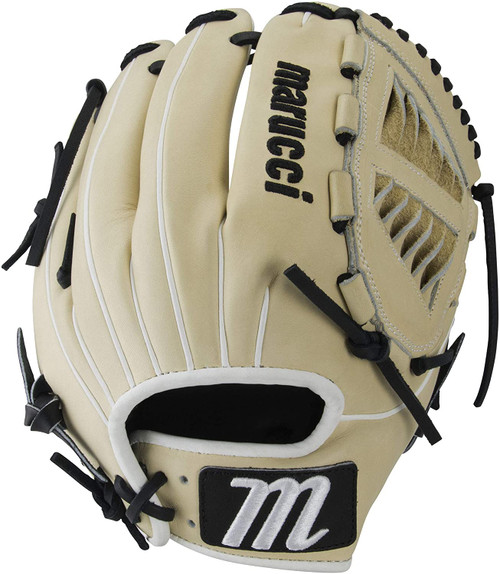Marucci Magnolia Series 12 Inch FastPitch Softball Glove Spiral Web Right Hand Throw