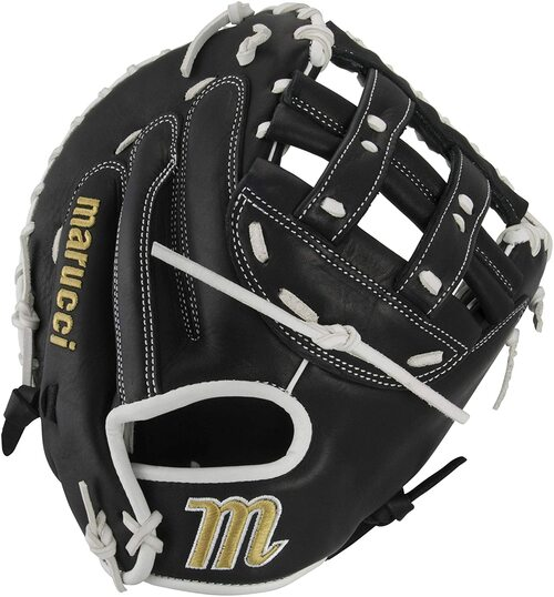 Marucci Palmetto Series Fastpitch Softball Mitt 34 Right Hand Throw