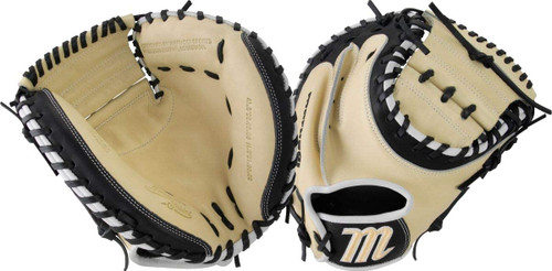 Marucci Ascension Series AS2Y Catchers Mitt 32 ONE Piece Solid Right Hand Throw