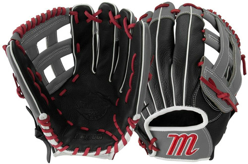 Marucci Vermilion Series VR1250Y 12.50 Baseball Glove H Web Right Hand Throw