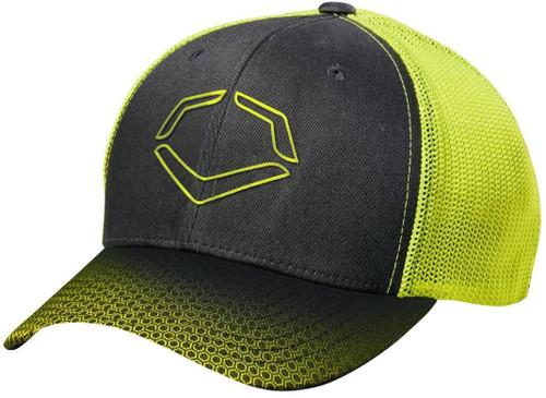 EvoShield Neon Onslaught Flex Fit Hat Small-Medium