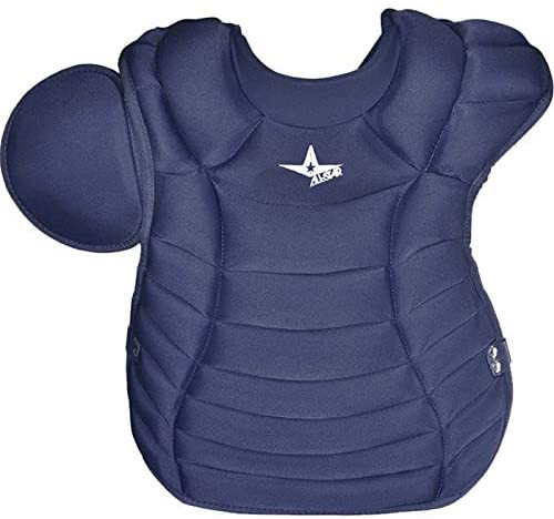 AllStar Pro Chest Protector CP25 Navy Adult