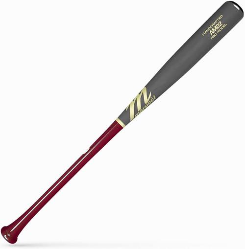 Marucci Andrew McCutchen Maple Wood Baseball Bat Cherry Fog 33 Inch