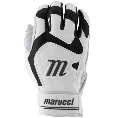 Marucci Signature Youth Batting Gloves Black Youth Medium