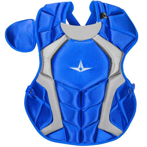 All-Star CPCC1618S7XRO Adult System Seven Pro Chest Protector Royal