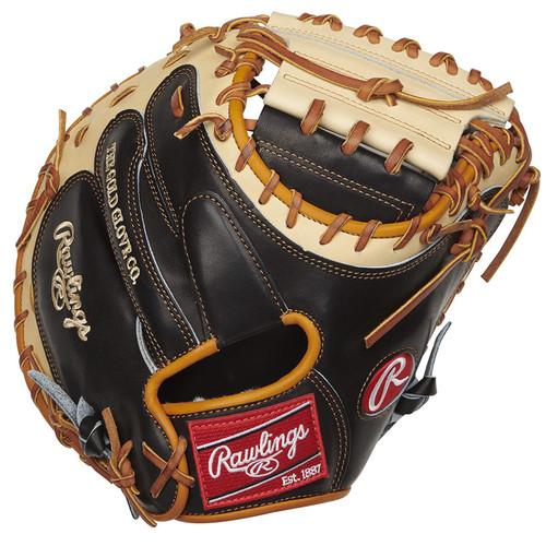 Rawlings Pro Preferred Catchers Mitt 33 inch 1-Piece Closed Web Right Hand Throw