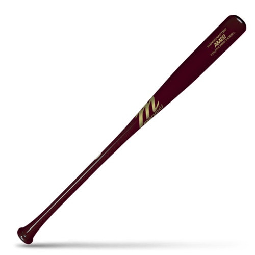 Marucci Pro Model AM22 Wood Baseball Bat Cherry 33 inch