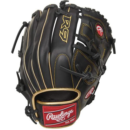 Rawlings R9 Baseball Glove 12 inch Right Hand Throw