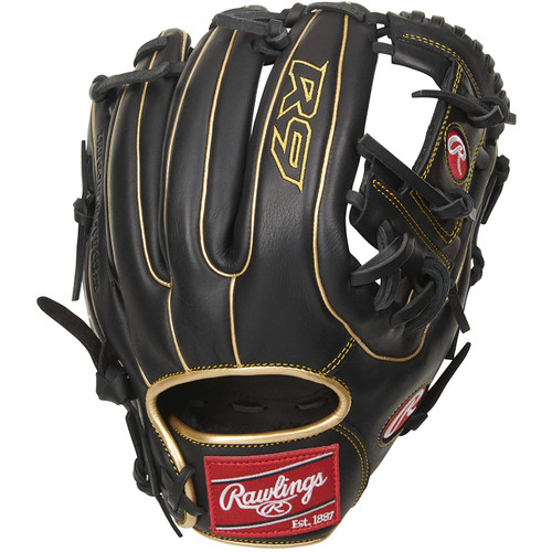 Rawlings R9 Baseball Glove 11.5 I Web Right Hand Throw
