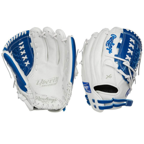 Rawlings Liberty Advanced Color Series 12.5 Fastpitch Softball Glove Right Hand Throw