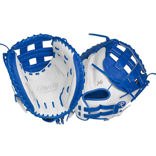 Rawlings Liberty Advanced Color 33 Fastpitch Catchers Mitt Right Hand Throw