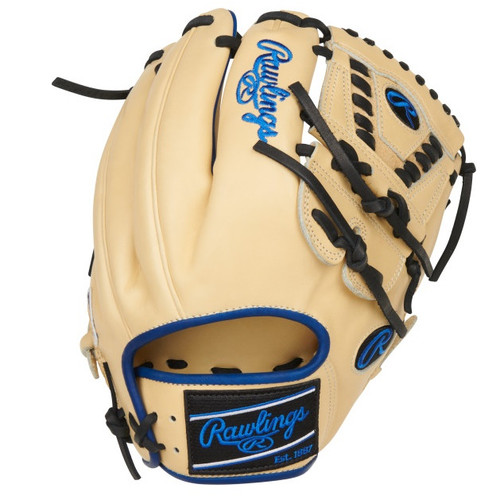 Rawlings Color Sync 5 Baseball Glove 11.75 Picther Inf Laced 2 Pc Web Right Hand Throw