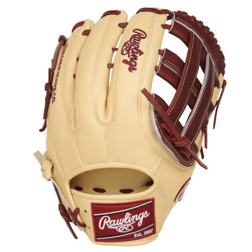 Rawlings Color Sync 5 Baseball Glove 12.75 Outfield Pro H Web Right Hand Throw