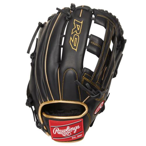 Rawlings R9 Series Baseball Glove Pro H Web 12.75 inch Right Hand Throw