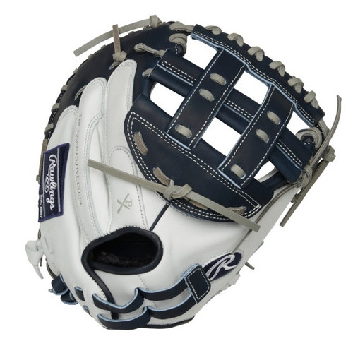 Rawlings Liberty Advanced Color 33 Softball Fastpitch Catchers Mitt Right Hand Throw