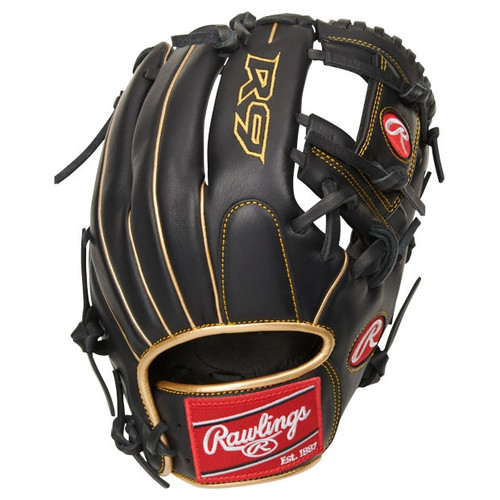 Rawlings R9 Baseball Glove 11.5 Pro I Web Right Hand Throw