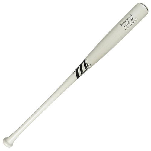 Marucci Posey28 Maple Wood Baseball Bat Whitewash 33 inch