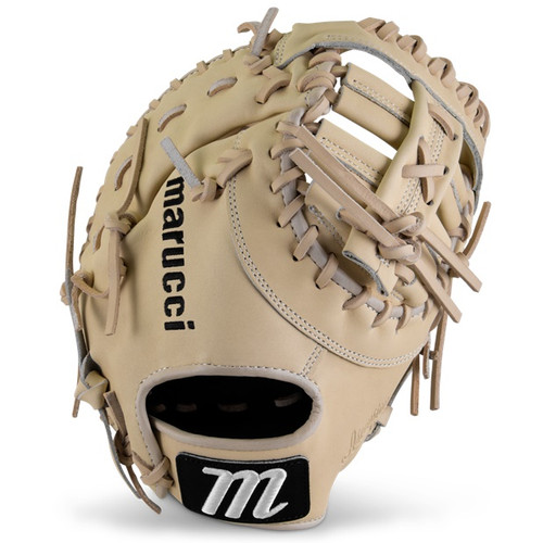 Marucci Ascension M Type First Base Mitt 37S1 12.50 Double Bar Post Right Hand Throw