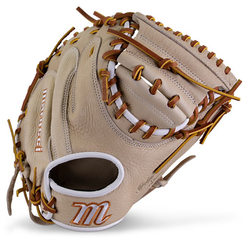 Marucci Oxbow M Type Catchers Mitt 235C1 33.5 SOLID Right Hand Throw