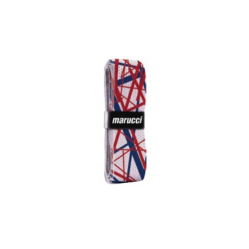 Marucci 1 MM GRIP RED WHITE AND BLUE DASH