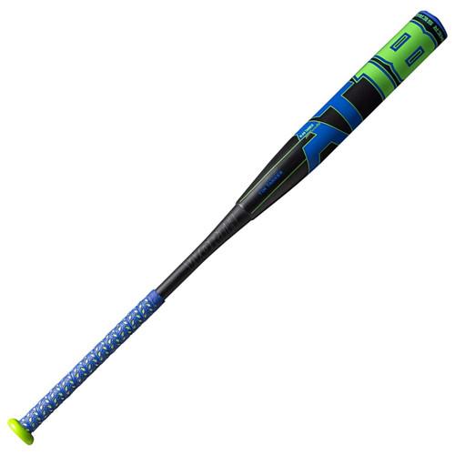 Worth AT18 Gamer Series Two-Piece XL 12.5 Barrel SSUSA Slowpitch Softball Bat 34 inch 28 oz