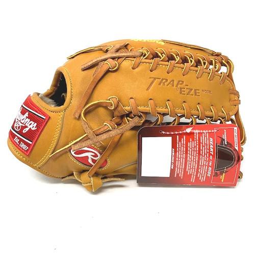 Rawlings Heart of Hide Horween PROT 12.75 Baseball Glove BLEM Right Hand Throw