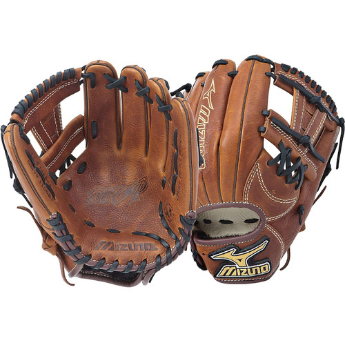 Mizuno GMVP1150B1 MVP Baseball Fielder's Mitt (Copper, 11.50-Inch) (Right Handed Throw)